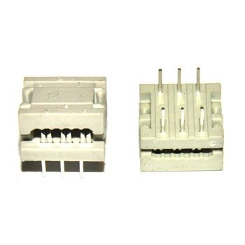 DIL Connector 6 pin
