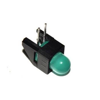 Groene 5mm LED Print