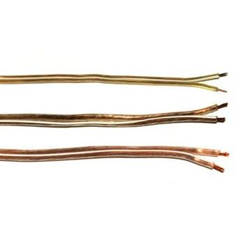Luidspreker Kabel 2x 0,75mm² (AWG 18)