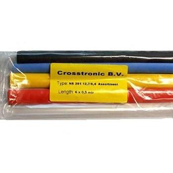 Krimpkous 6 kleuren 1,6mm
