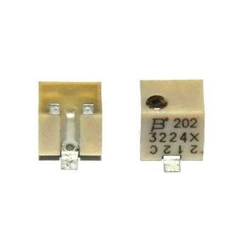 SMD Instelpotmeter 2 kΩ 13 slag