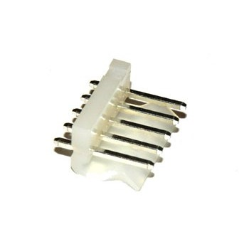 Pin Connector 3,96mm 5 pin Print Recht