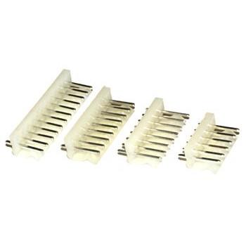 Pin Connector 3,96mm 9 pin Print Recht