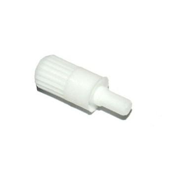Instelpotmeter Asje 10mm Wit 6 kant